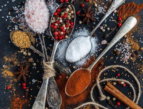 Devemos reduzir o sal da dieta!