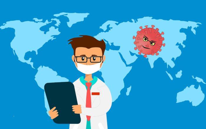 não há medicamentos homeopáticos capazes de tratar o novo coronovírus