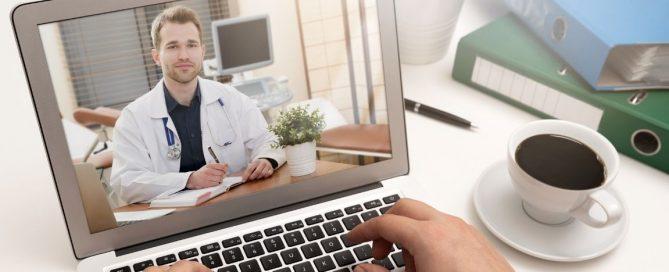 A consulta online tem como propósito levar conforto aos pacientes