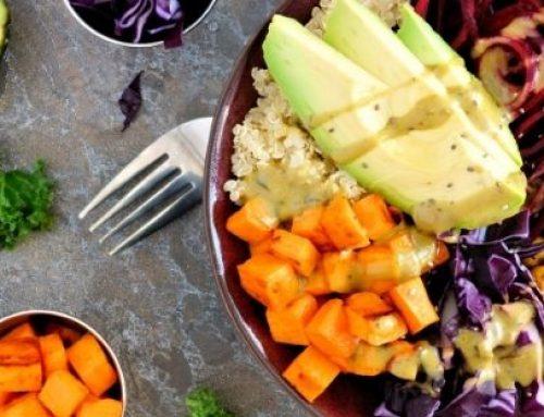As cores do prato podem indicar uma alimentação saudável?