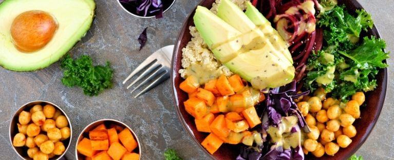 Pratos coloridos são mais atraentes para as crianças