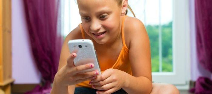Crianças extremamente conectadas também são mais irritáveis
