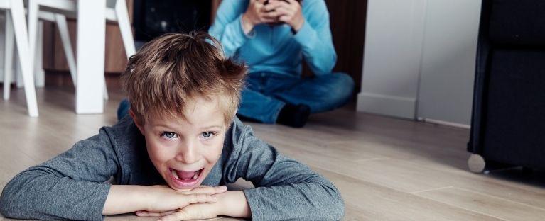 O suporte emocional da família é a maneira mais efetiva de prevenir o estresse tóxico em crianças