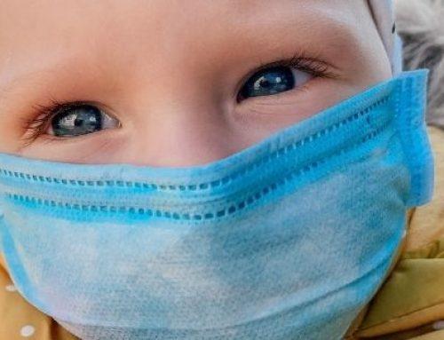 Alergia de pele e o uso de máscaras